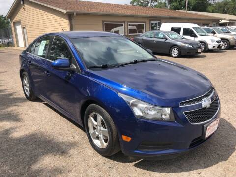 2013 Chevrolet Cruze for sale at Truck City Inc in Des Moines IA
