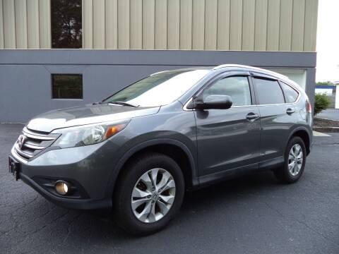 2014 Honda CR-V for sale at Niewiek Auto Sales in Grand Rapids MI