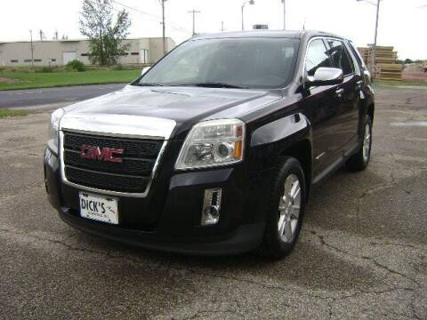 2012 GMC Terrain for sale at DICKS AUTO SALES in Marshfield WI