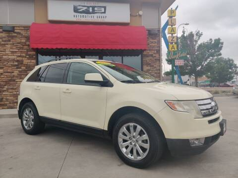 2007 Ford Edge for sale at 719 Automotive Group in Colorado Springs CO