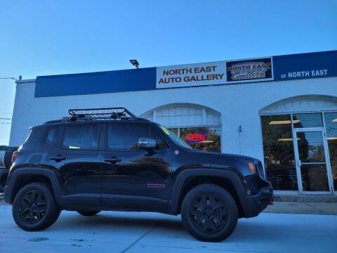 2015 Jeep Renegade for sale at Harborcreek Auto Gallery in Harborcreek PA