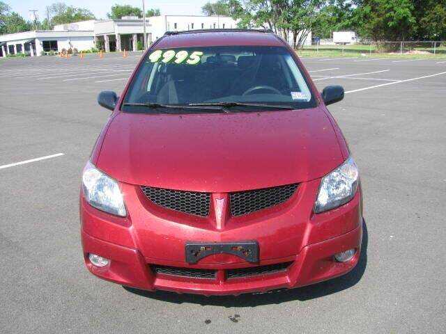2004 Pontiac Vibe for sale at Iron Horse Auto Sales in Sewell NJ