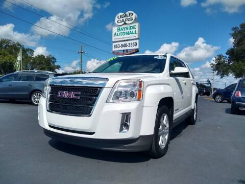 2015 GMC Terrain for sale at BAYSIDE AUTOMALL in Lakeland FL