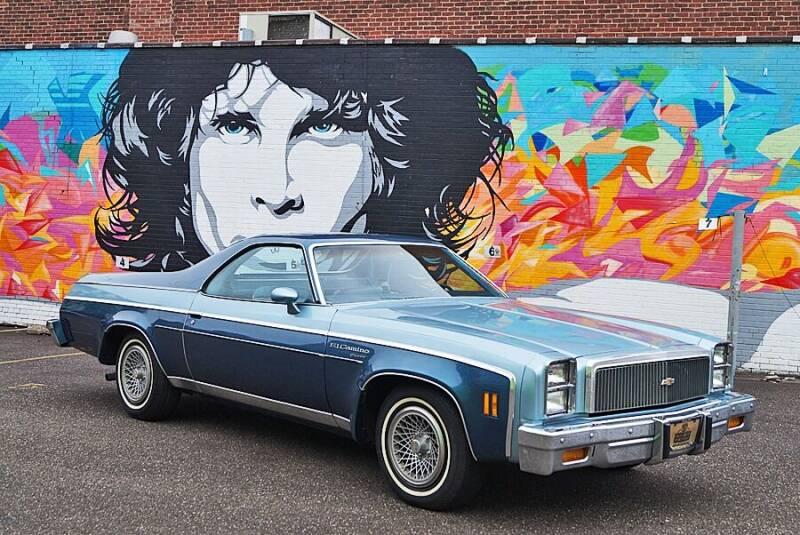 1977 Chevrolet El Camino for sale in Canton, OH