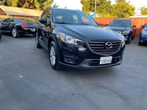 2016 Mazda CX-5 for sale at Ronnie Motors LLC in San Jose CA