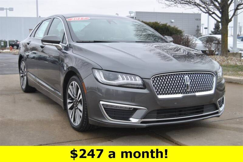 2017 Lincoln MKZ for sale at Ken Ganley Nissan in Medina OH