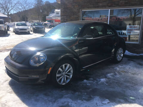 2013 Volkswagen Beetle for sale at K B Motors in Clearfield PA
