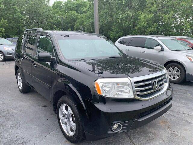 2013 Honda Pilot for sale at Lighthouse Auto Sales in Holland MI