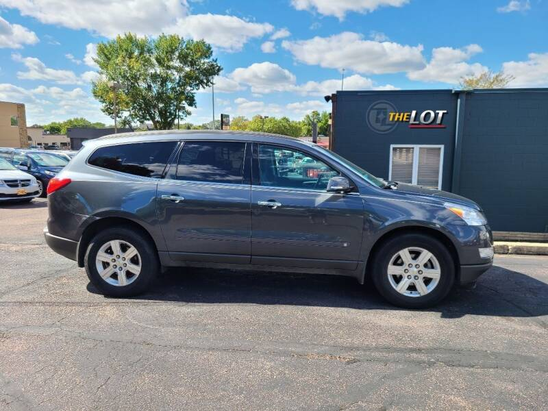 2010 Chevrolet Traverse for sale at THE LOT in Sioux Falls SD