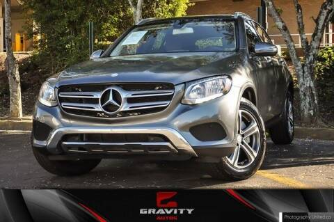 2016 Mercedes-Benz GLC for sale at Gravity Autos Atlanta in Atlanta GA