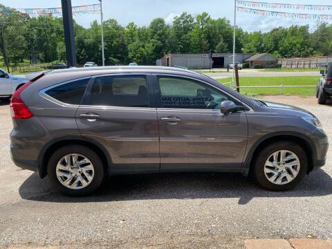 2015 Honda CR-V for sale at ULTRA AUTO SALES in Whitehouse TX