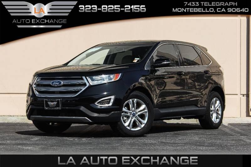 2018 Ford Edge for sale in Montebello, CA