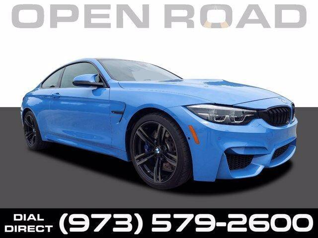 2020 BMW M4 for sale in Newton, NJ