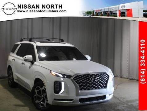 2021 Hyundai Palisade for sale at Auto Center of Columbus in Columbus OH
