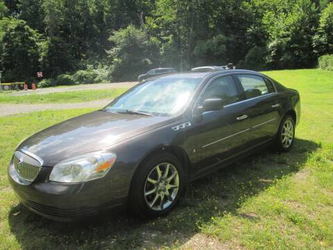 2008 Buick Lucerne for sale at Peekskill Auto Sales Inc in Peekskill NY