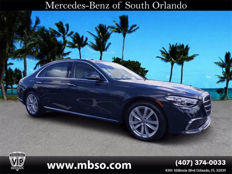 2021 Mercedes-Benz S-Class for sale in Orlando, FL