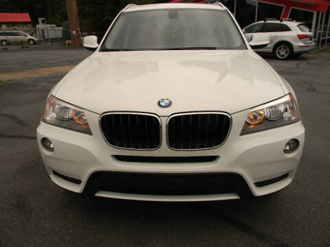 2013 BMW X3 for sale at Car Connection in Little Rock AR