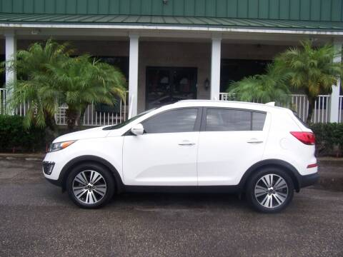 2015 Kia Sportage for sale at Thomas Auto Mart Inc in Dade City FL