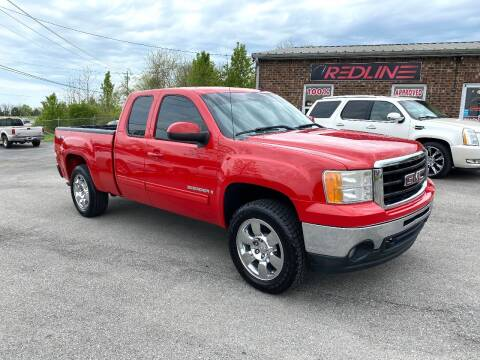 2009 GMC Sierra 1500 for sale at Redline Motorplex,LLC in Gallatin TN