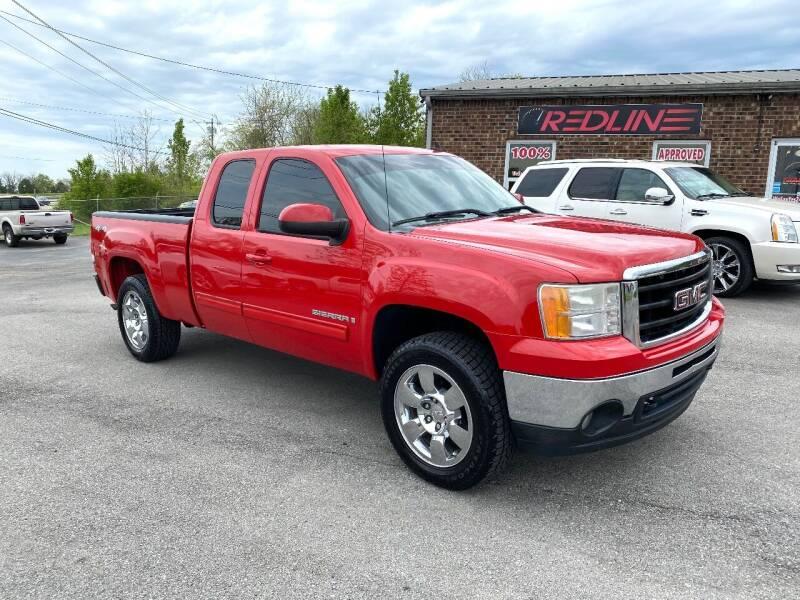 2009 GMC Sierra 1500 for sale at Redline Motorplex,LLC in Gallatin TN