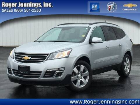 2016 Chevrolet Traverse for sale at ROGER JENNINGS INC in Hillsboro IL