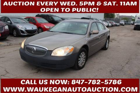 2006 Buick Lucerne for sale at Waukegan Auto Auction in Waukegan IL