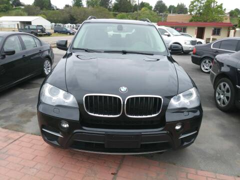 2012 BMW X5 for sale at Marvelous Motors in Garden City ID