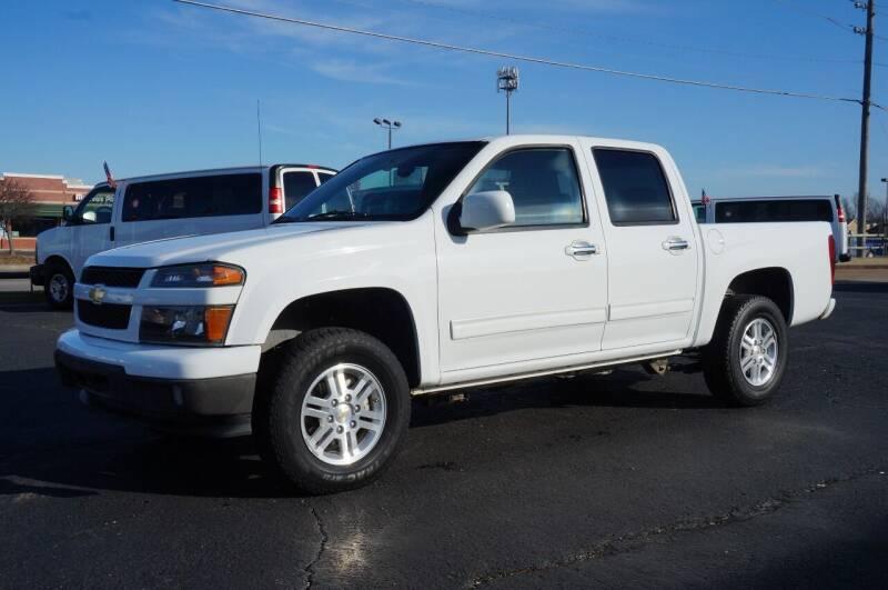 2012 Chevrolet Colorado for sale at Certified Auto Center in Tulsa OK