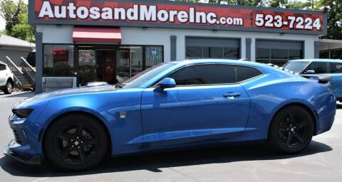 2017 Chevrolet Camaro for sale at Autos and More Inc in Knoxville TN