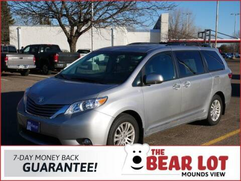 2017 Toyota Sienna for sale at Rydell Auto Outlet in Mounds View MN