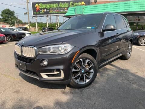 2018 BMW X5 for sale at EUROPEAN AUTO EXPO in Lodi NJ