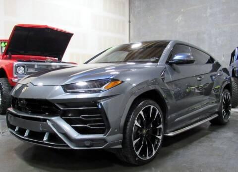 2019 Lamborghini Urus for sale at Platinum Motors in Portland OR