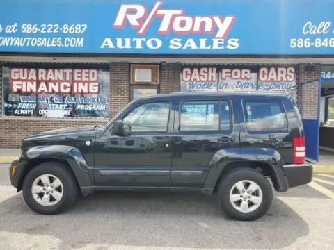 2011 Jeep Liberty for sale at R Tony Auto Sales in Clinton Township MI