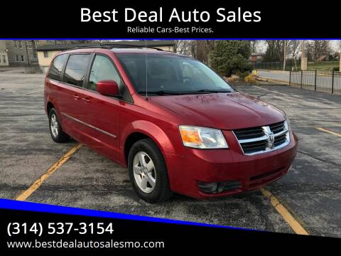 2008 Dodge Grand Caravan for sale at Best Deal Auto Sales in Saint Charles MO