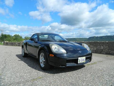 2001 Toyota MR2 Spyder for sale at Triple R Sales in Lake City MN