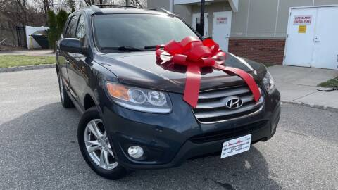 2012 Hyundai Santa Fe for sale at Speedway Motors in Paterson NJ