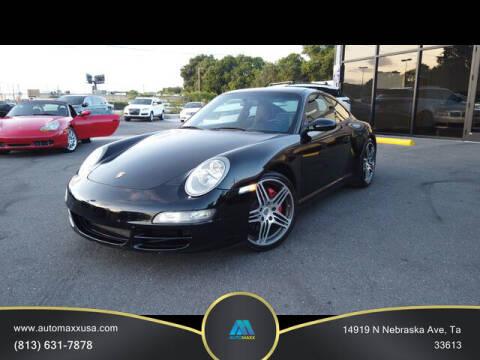 2007 Porsche 911 for sale at Automaxx in Tampa FL