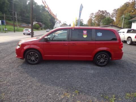 2015 Dodge Grand Caravan for sale at RJ McGlynn Auto Exchange in West Nanticoke PA