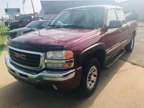 2007 GMC Sierra 1500 Classic for sale at Pioneer Auto in Ponca City OK