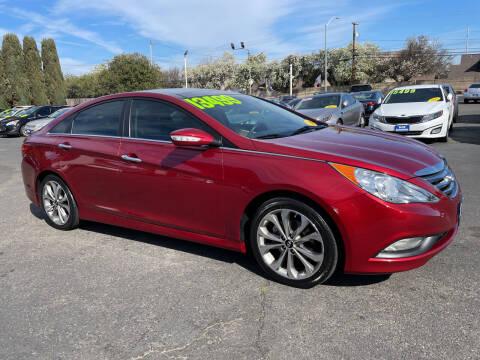 2014 Hyundai Sonata for sale at Blue Diamond Auto Sales in Ceres CA