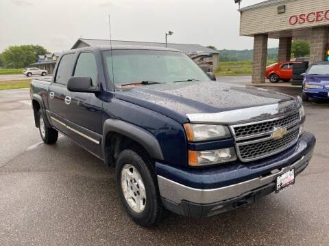 2007 Chevrolet Silverado 1500 Classic for sale at Osceola Auto Sales and Service in Osceola WI