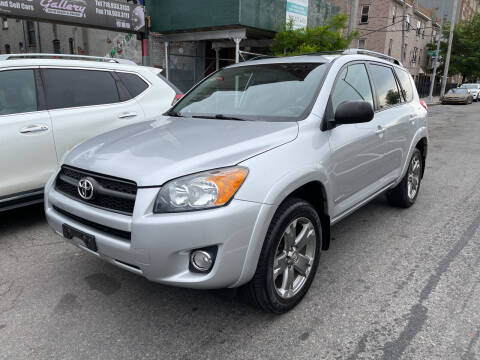 2011 Toyota RAV4 for sale at Gallery Auto Sales in Bronx NY