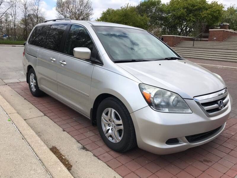 2007 Honda Odyssey for sale at Third Avenue Motors Inc. in Carmel IN