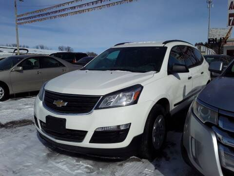 2014 Chevrolet Traverse for sale at Affordable 4 All Auto Sales in Elk River MN