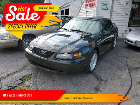 2000 Ford Mustang for sale at JR's Auto Connection in Hudson NH