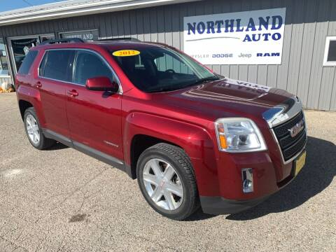 2012 GMC Terrain for sale at Northland Auto in Humboldt IA