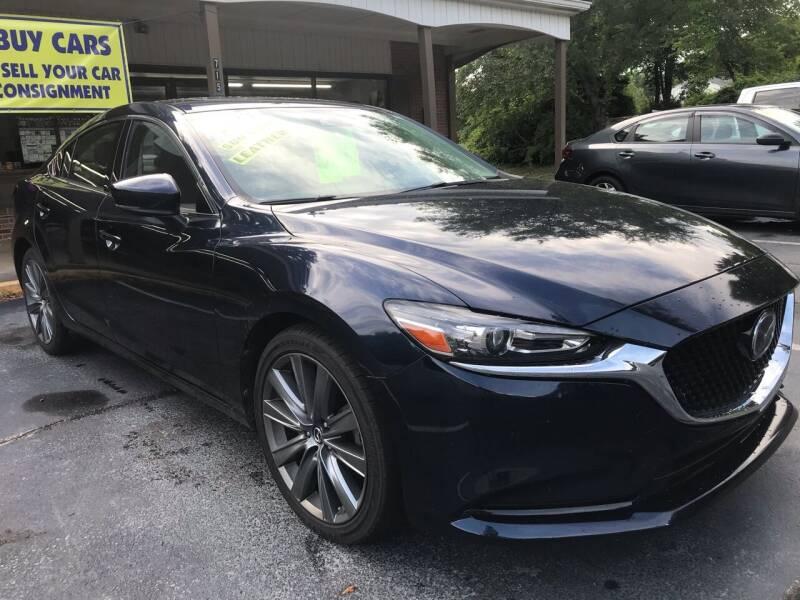 2018 Mazda MAZDA6 for sale at Scotty's Auto Sales, Inc. in Elkin NC