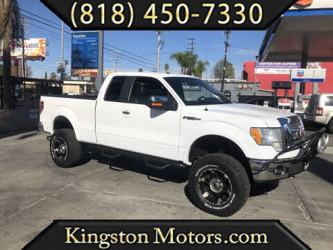2010 Ford F-150 for sale at Kingston Motors in North Hollywood CA