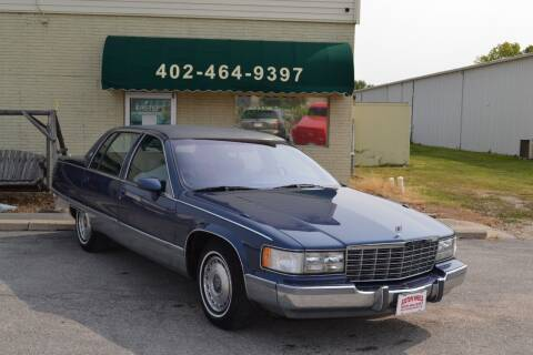 1994 Cadillac Fleetwood for sale at Eastep's Wheels in Lincoln NE