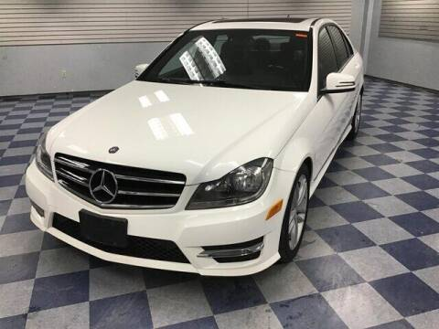2014 Mercedes-Benz C-Class for sale at Mirak Hyundai in Arlington MA